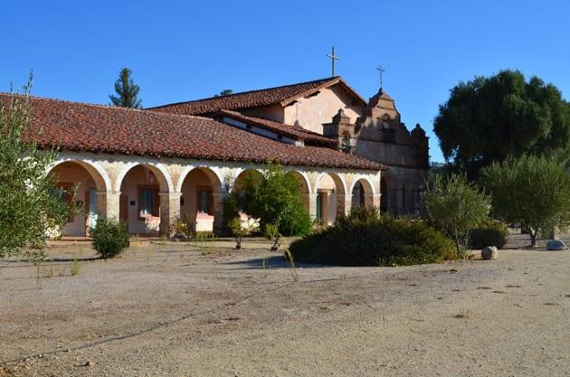 Mission San Antonio de Padua, Located in Monterey County