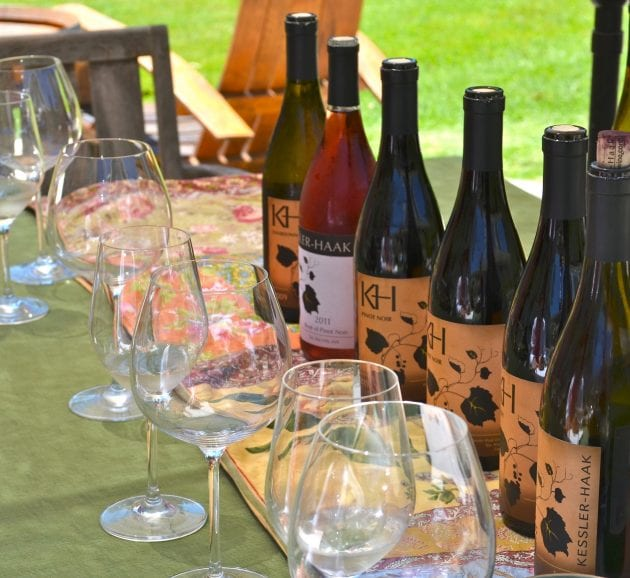 Kessler-Haak Vineyard and Wines