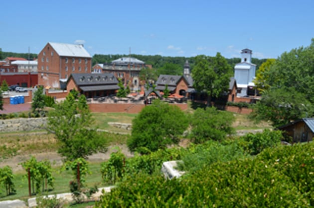 The Town of Hermann Missouri