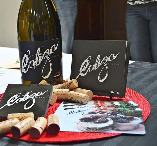 Caliza Wine