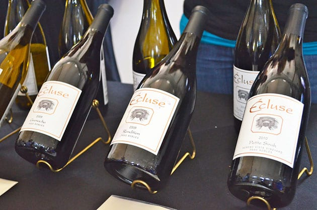 Wines from Ecluse