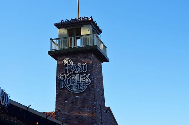 Historic Hotel - Paso Robles Inn Tower