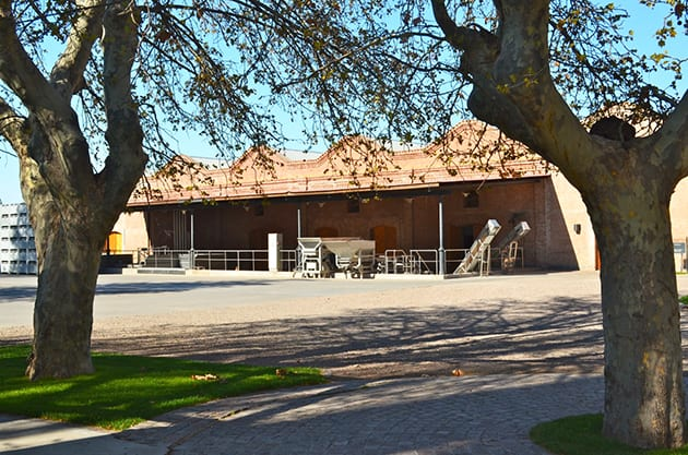 The Original Winery in Lujan De Cuyo
