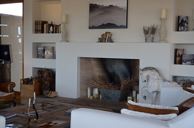 Cheval des Andes Tasting Lounge