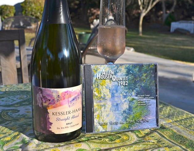 Kessler- Haak Straight Ahead - Sparkling Wine