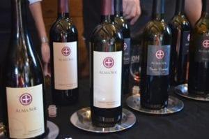 Alma Sol Winery - Garagiste Festival