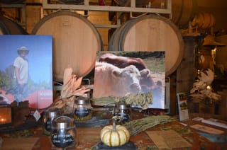 Narrow Gate Tasting Room - Biodynamic Wine