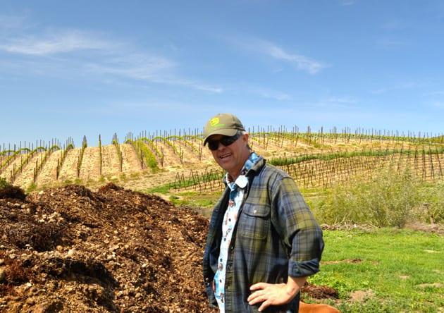 Peter Work Ampelos Vineyards