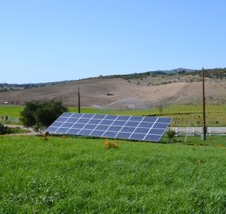 Ampelos Sustainable Solar Panels