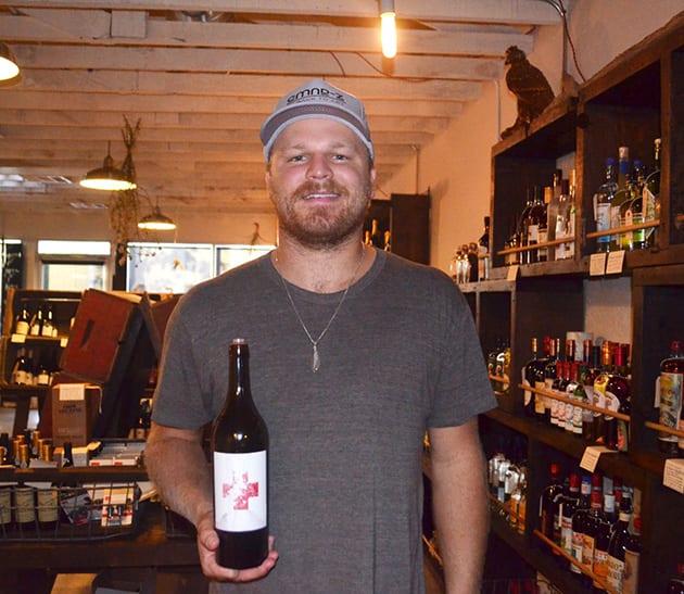 Bret Urness - Levo Wine