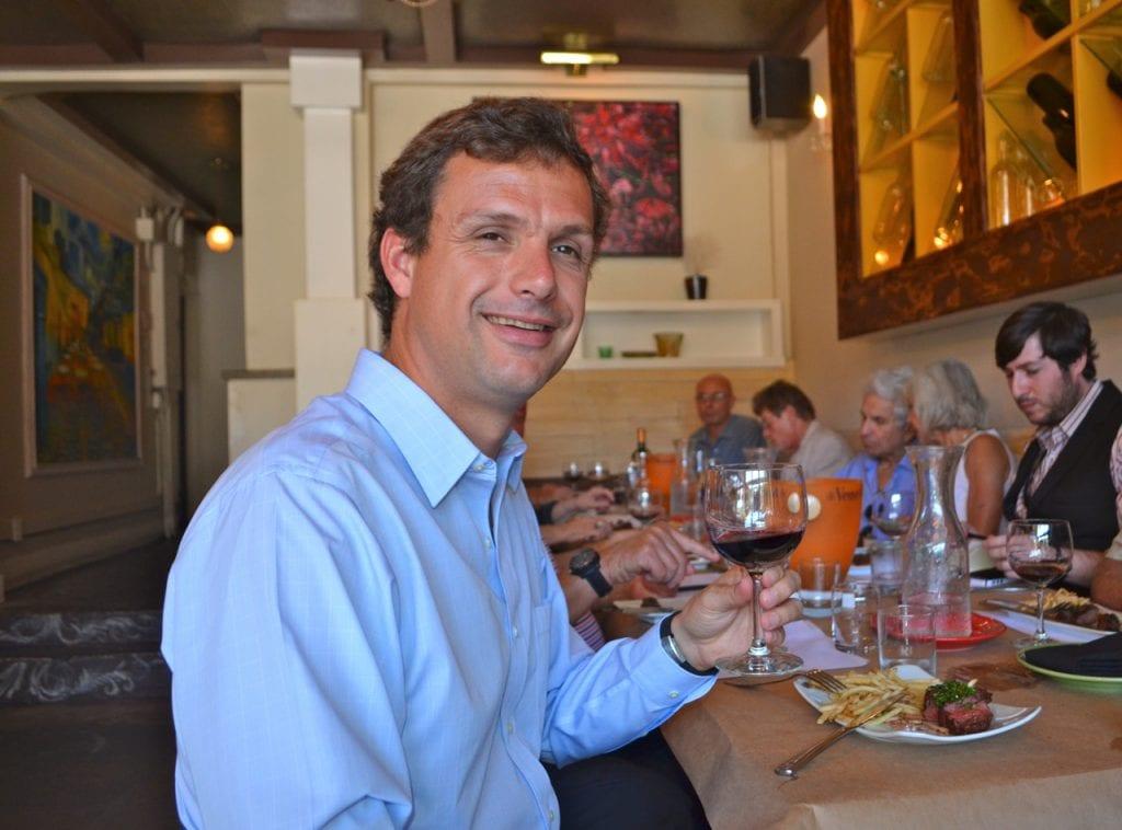 Aurelio Montes, Jr. - Kaiken Premium Wines