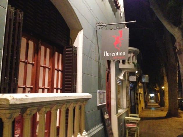 Florentino Restaurant Mendoza