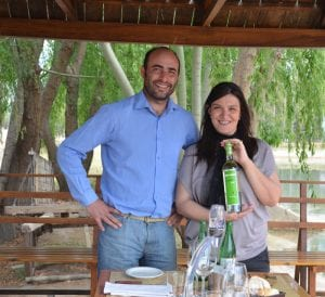 Lunch at Bodega Trivento