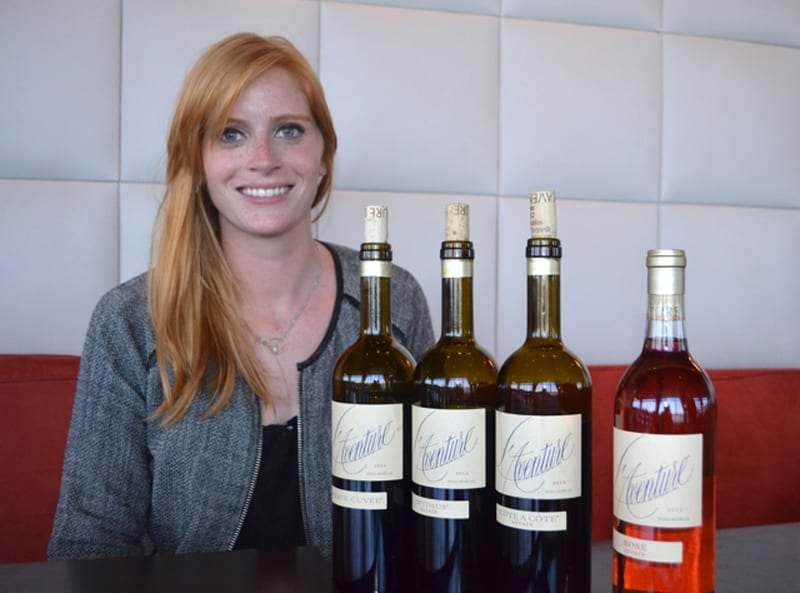 Chloé Asseo and L'Aventure Wines