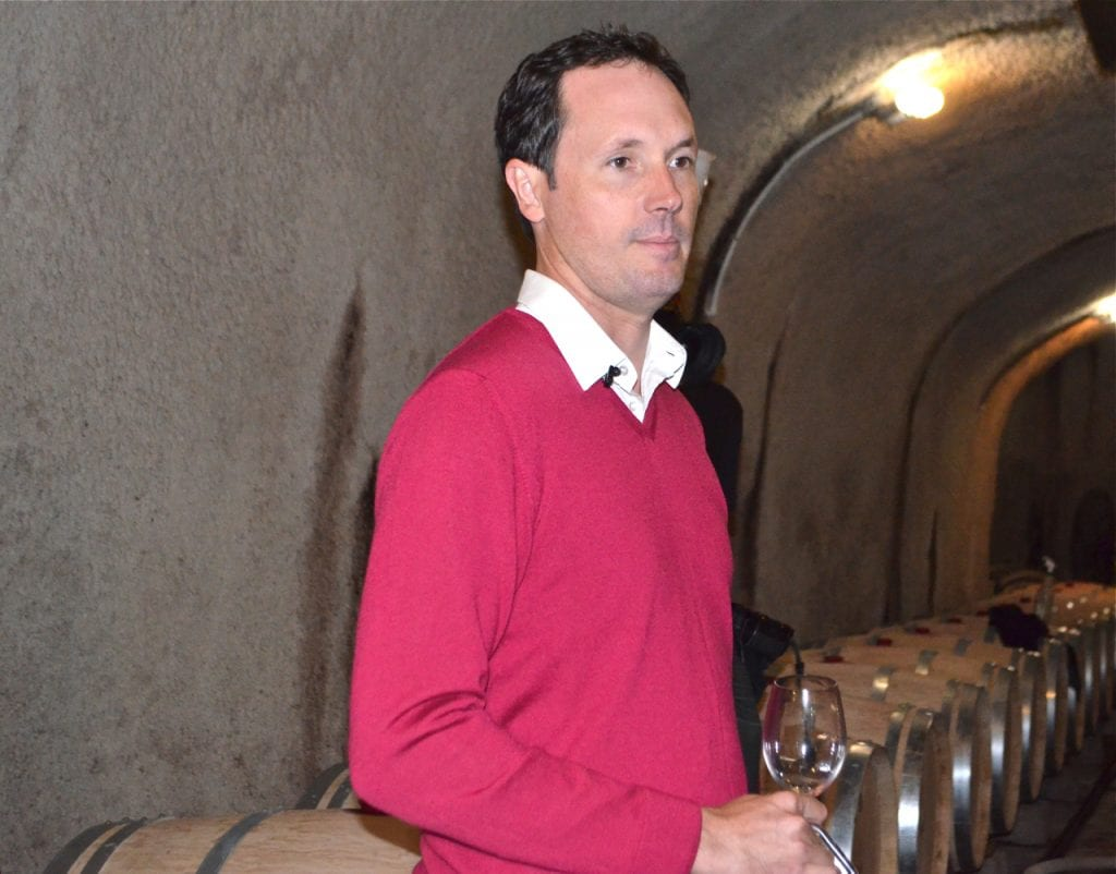 Newton Winemaker, Robert Mann