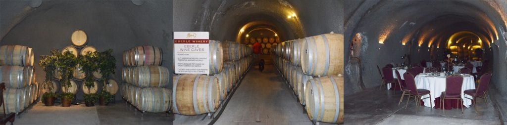 Eberle Winery Caves