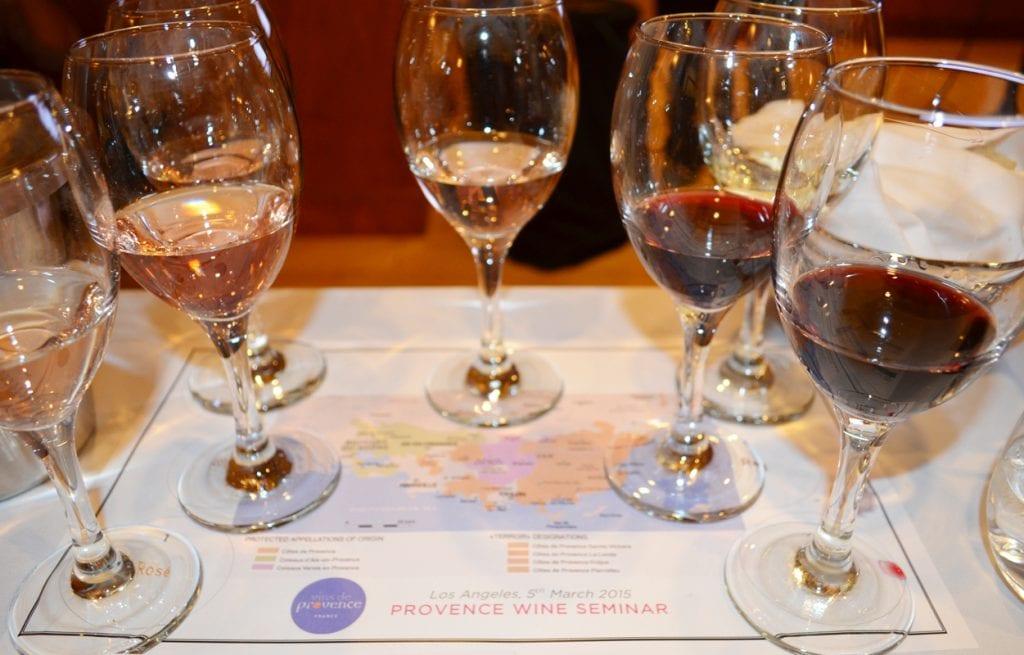 Provence Wine Seminar