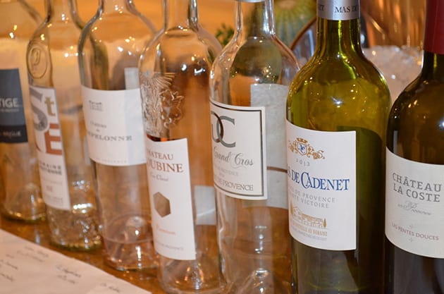 Provence Rose Wines