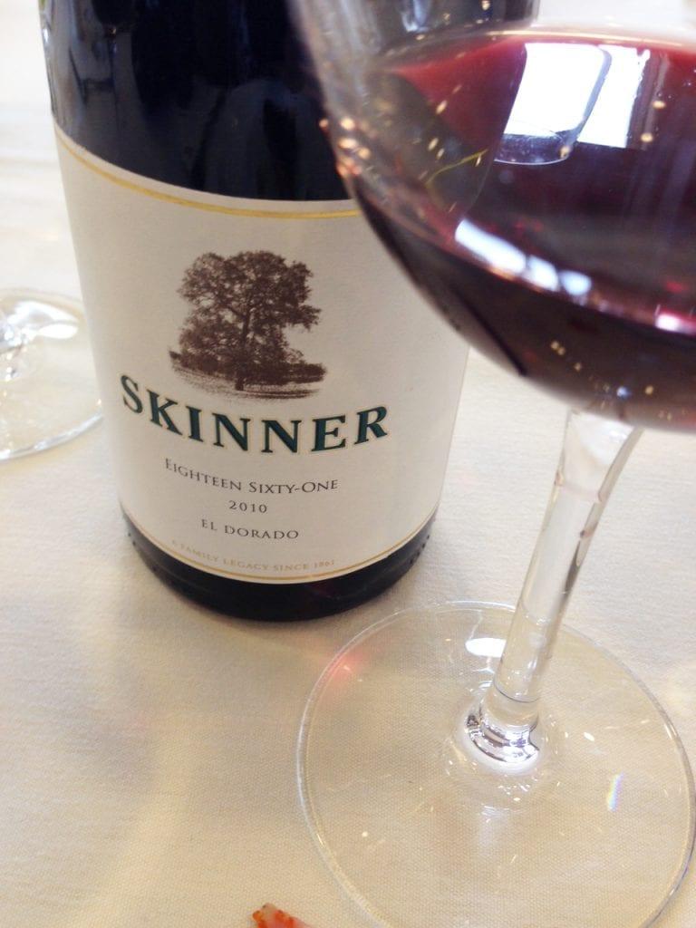 Skinner 1861 Red Blend