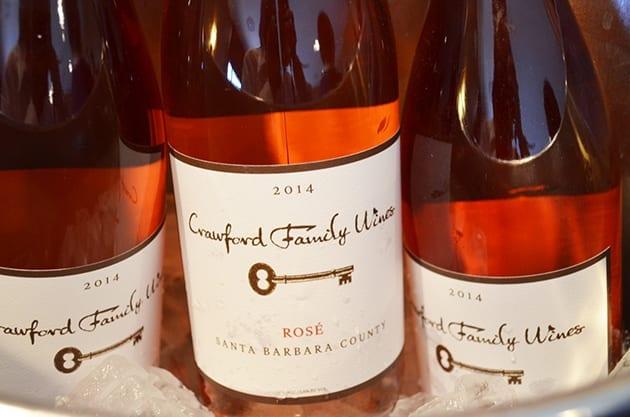 Crawford Crawford Family Wines Rosé