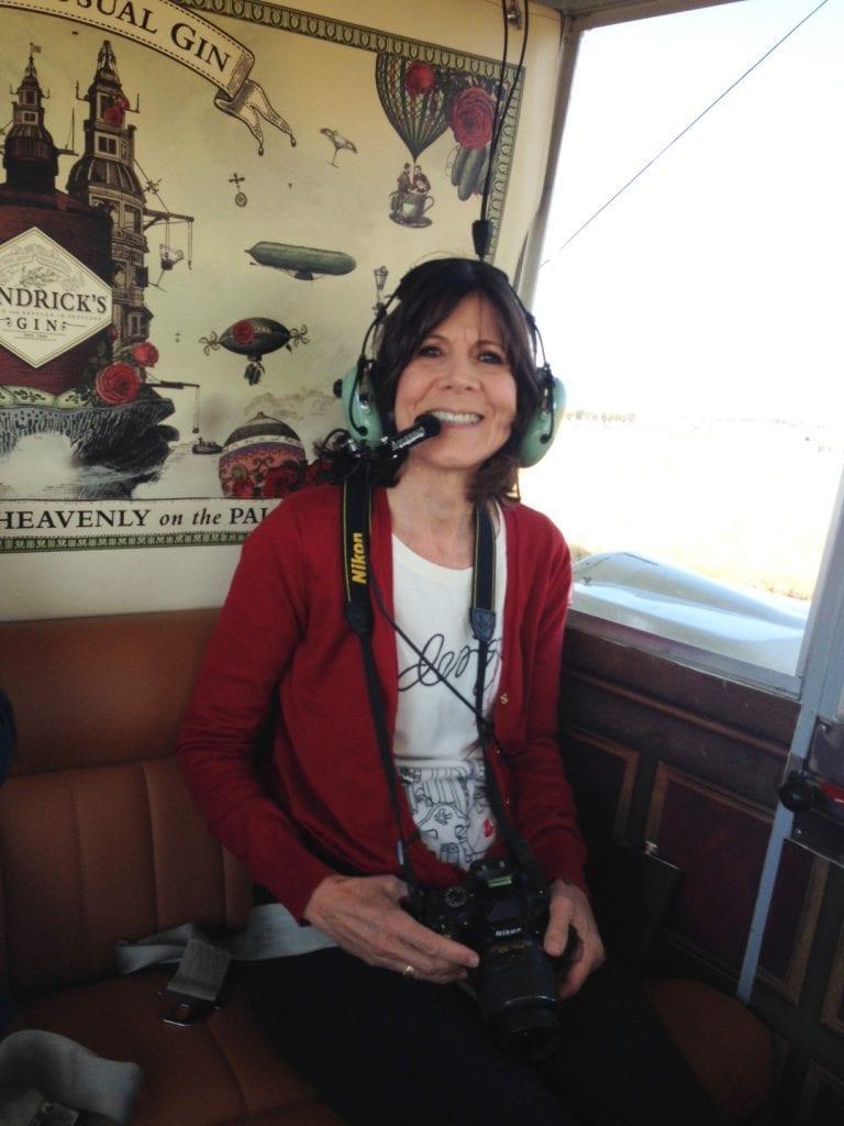 Cori Solomon -Hendricks Gin Flying Cucumber