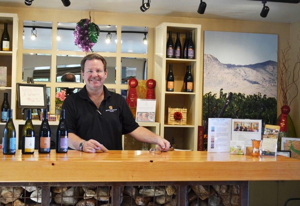 Lawrence Dunham Vineyards Wine Gallery