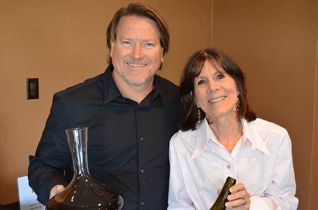 Mark Crawford and Cori Solomon