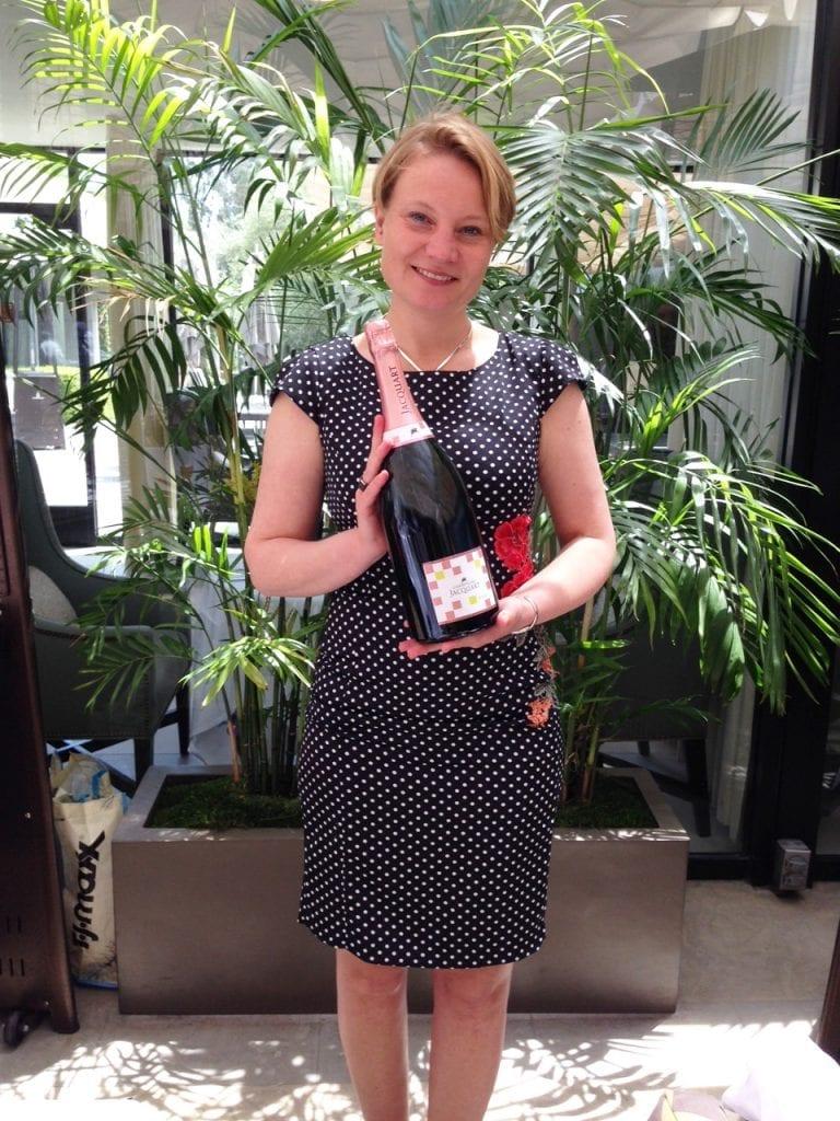 Floriane Eznack - Champagne Jacquart