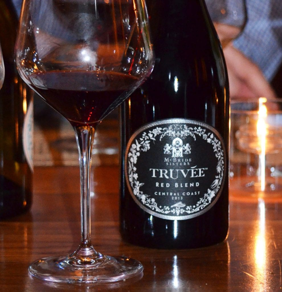 The McBride Sisters Truvee Red Blend