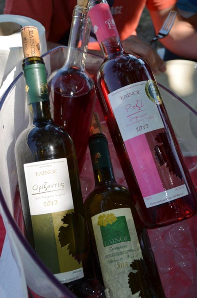 Elinos Vineyards Wines