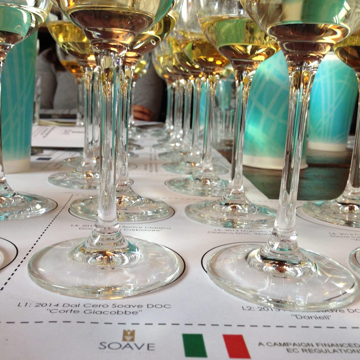 Soave Italian white wine