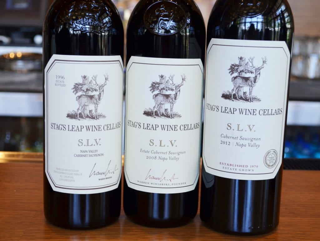 Stag's Leap Wine Cellars S.L.V.