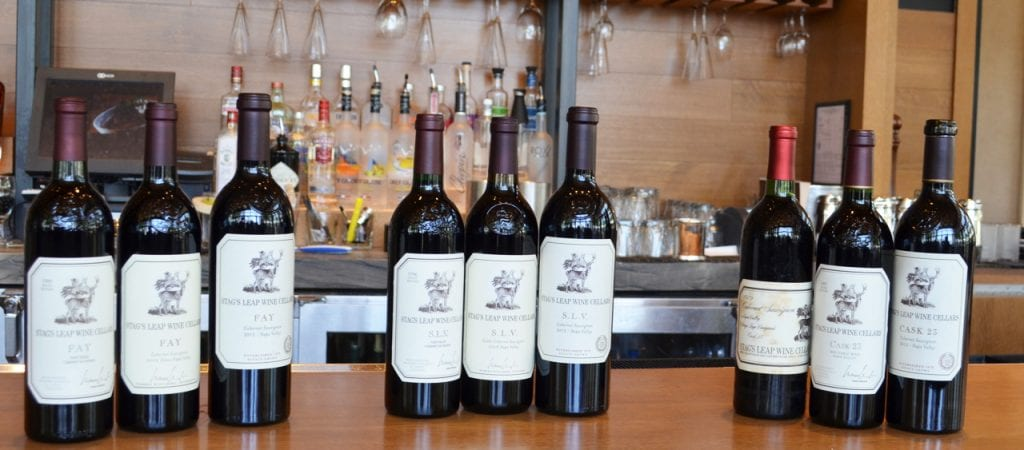 Stag's Leap Wine Cellars - The Art of Aging