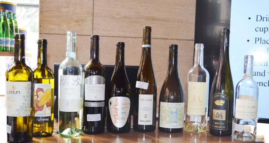 The Italian White Wine of Soave