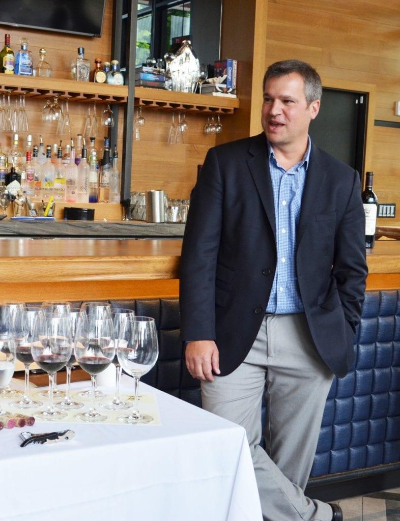 Stag's Leap Wine Cellars Winemaker - Marcus  Notora