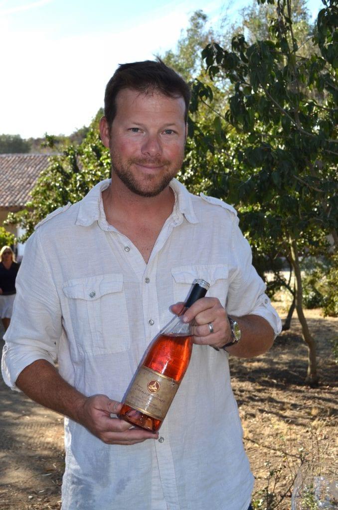 Joey Gummier Transcendence Wine