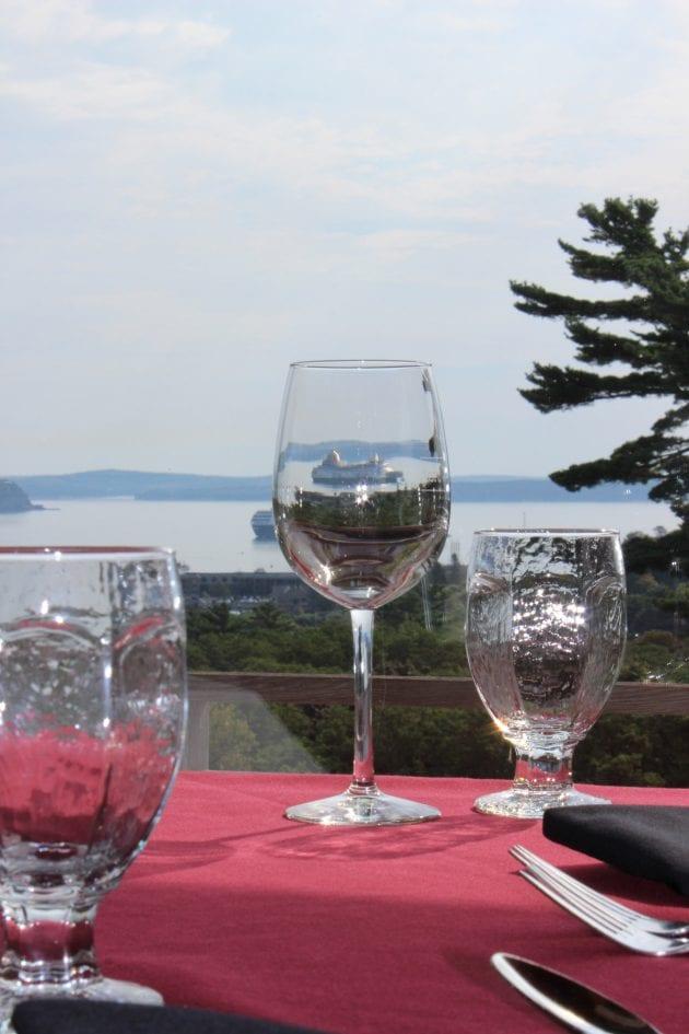 Bar Harbor Maine View