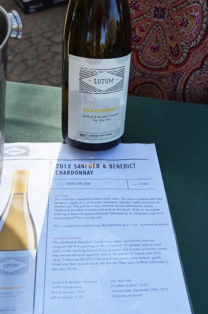 Lutum Chardonnay