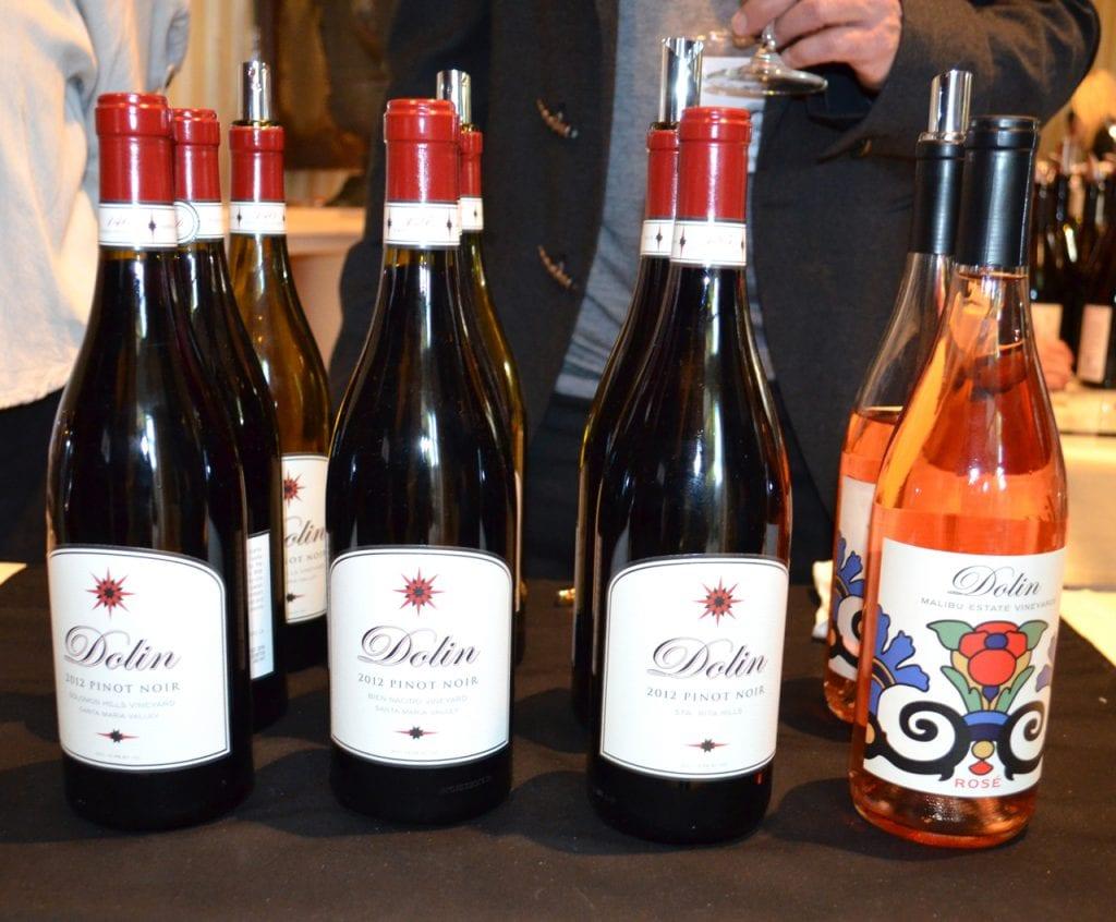 Dolin Malibu Estate Wines