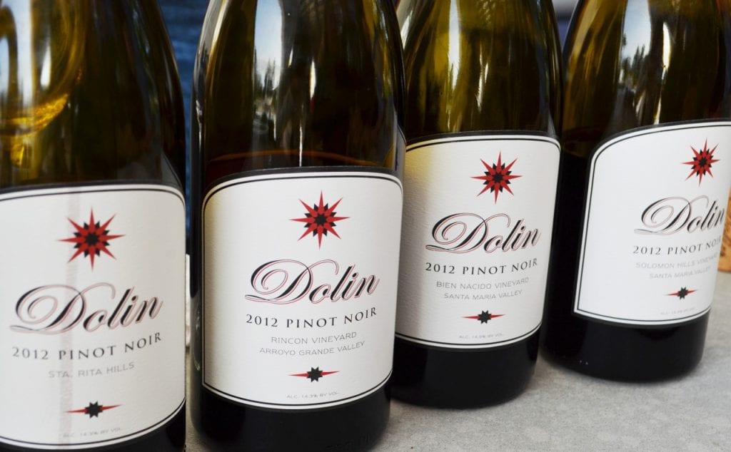Dolin Pinot Noir