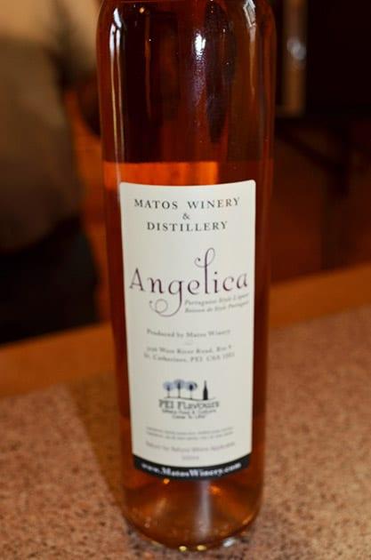 Matos Winery Angelica