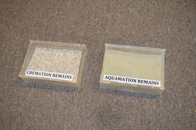 Cremation versus Aquamation