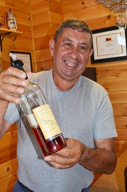 Jaime Matos. Matos Winery