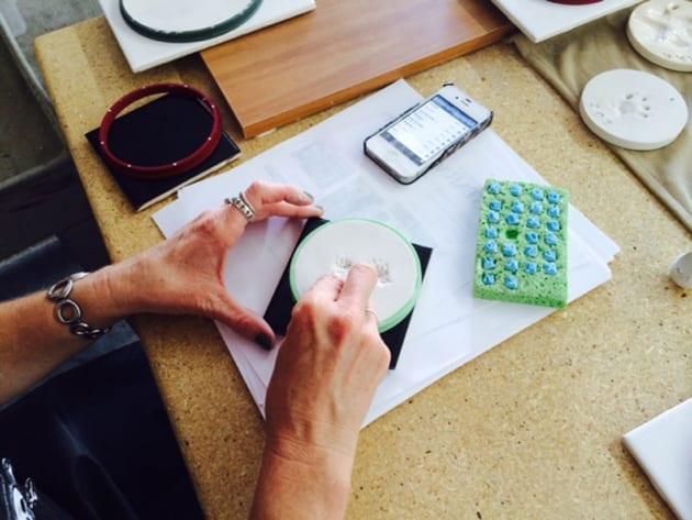 Making the Pawprint