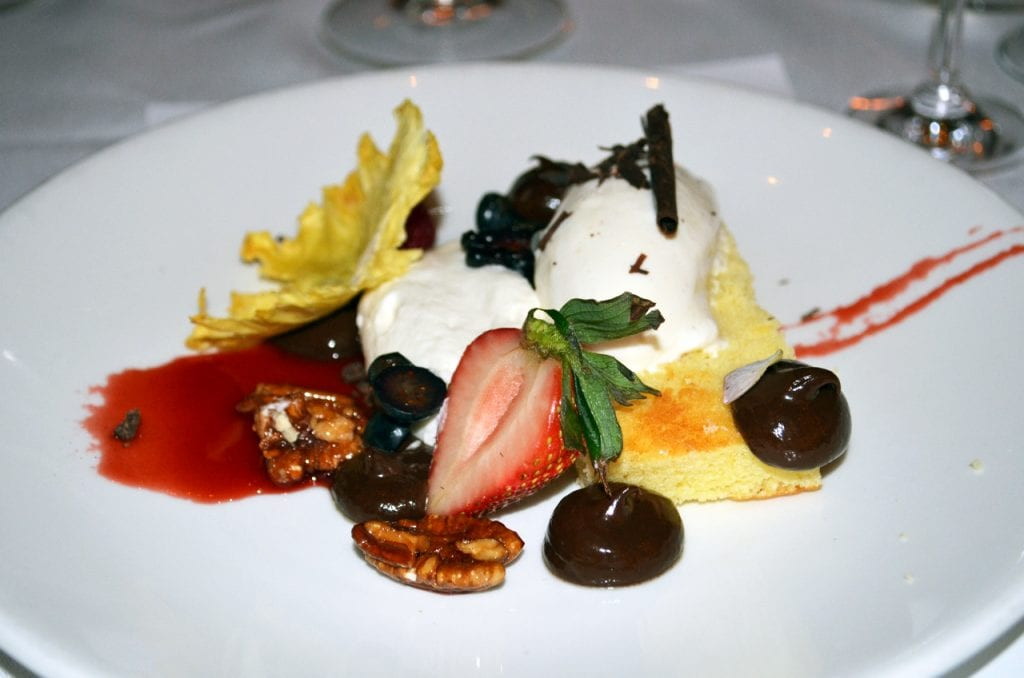 Deconstructed Tres Leches