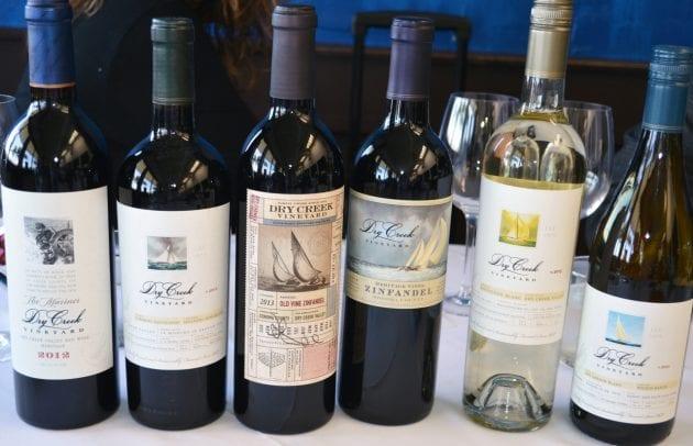 Dry Creek Vineyard Wines