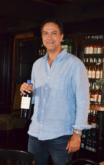 Rodrigo Soto, Chilean Winemaker
