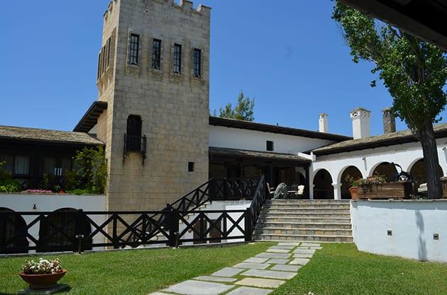Porto Carras Villa