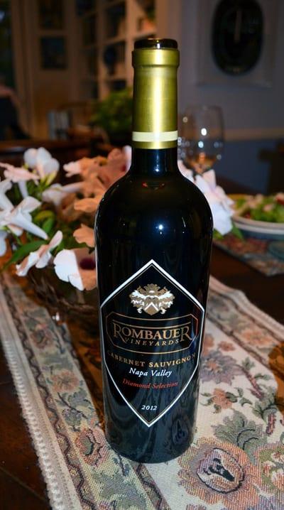 Rombauer Diamond Selection Cabernet Sauvignon