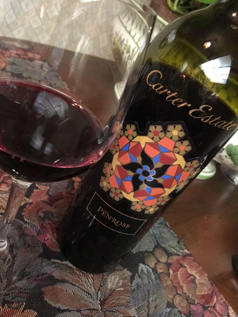 Coast Winery Carter Estate Penrose